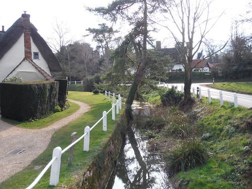 Wicken Water, Arkesden