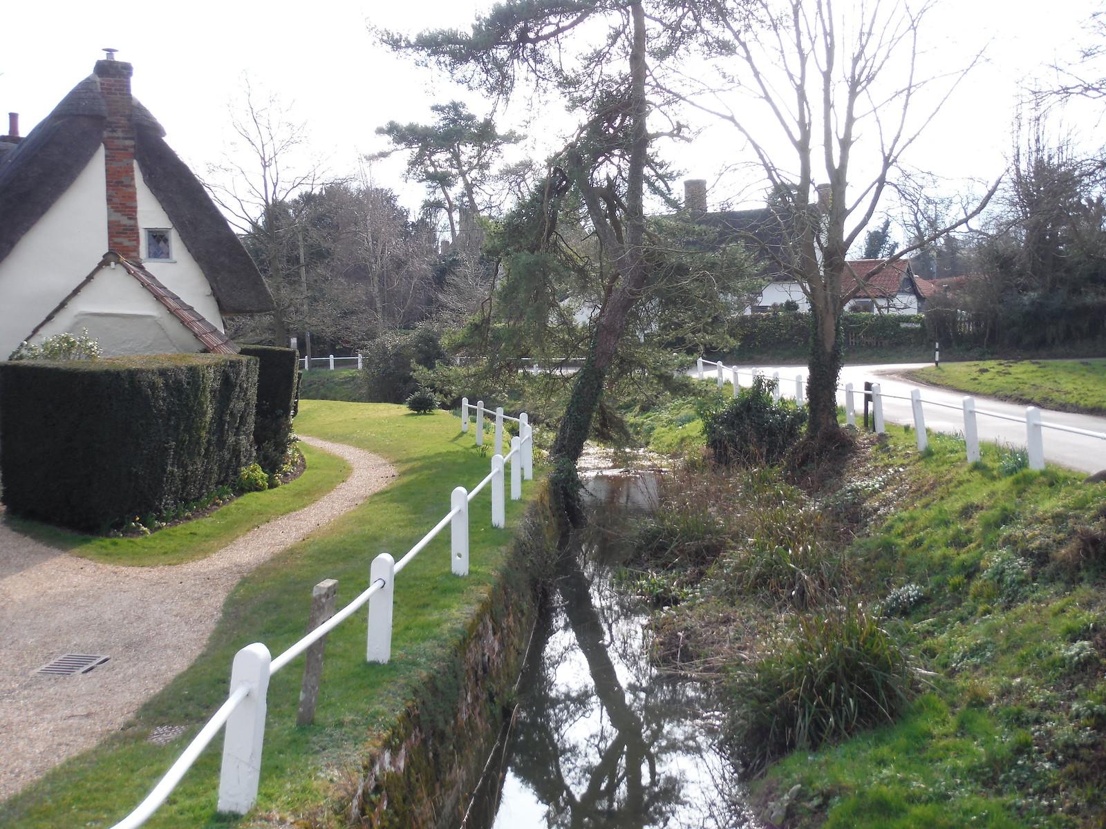 Wicken Water, Arkesden SWC Walk 116 Wendens Ambo [Audley End station] Circular