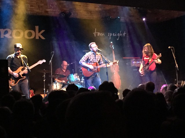 Turin Brakes at The Brook