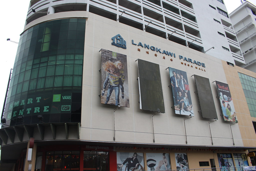 Langkawi's biggest mall