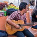 2016 - Mexico - Cuernavaca - Guitar Man por Ted's photos - Returns mid July