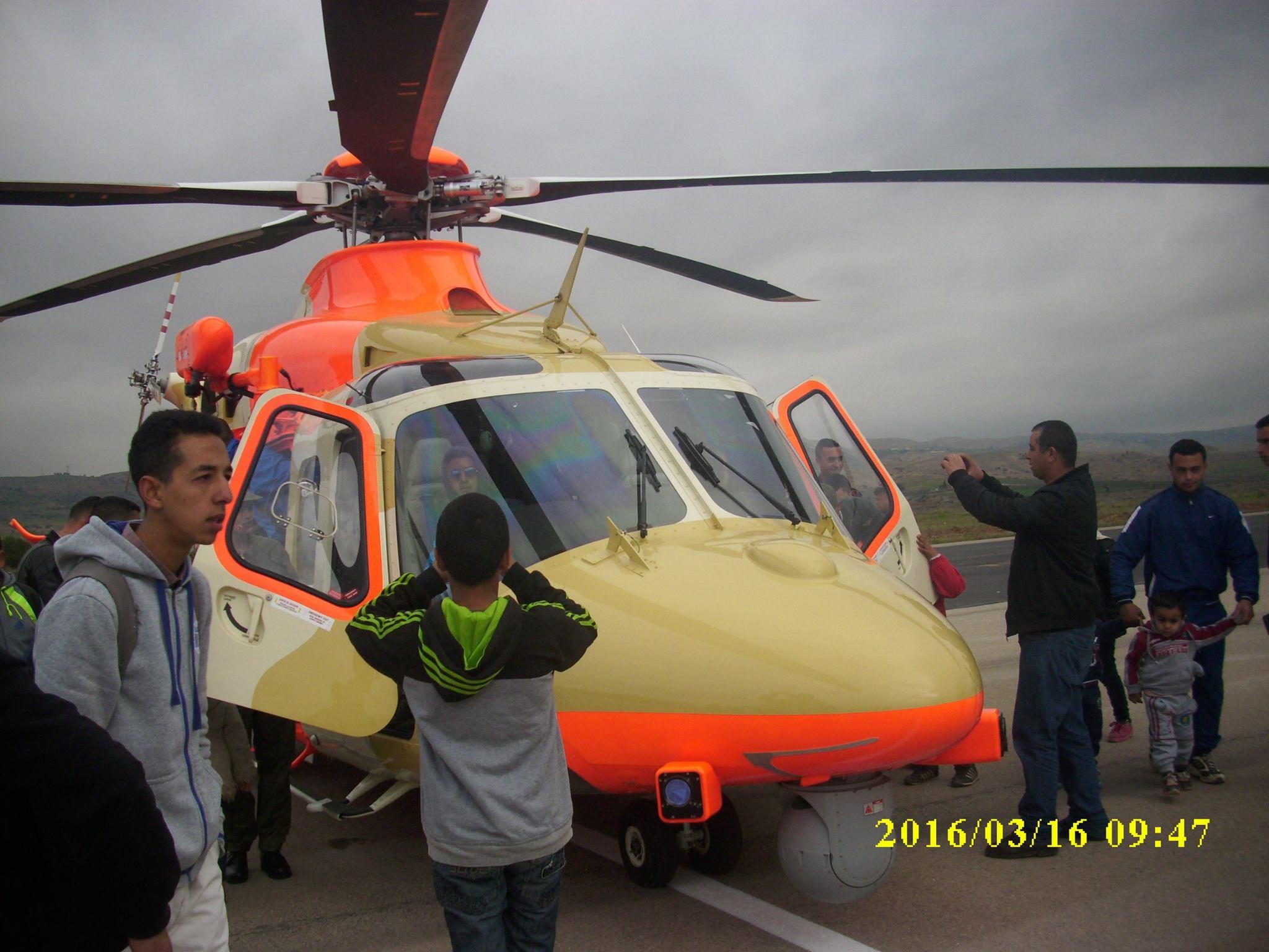 صور مروحيات القوات الجوية الجزائرية  [ AW-139 SAR ] - صفحة 2 25274425544_dbf3092d88_o
