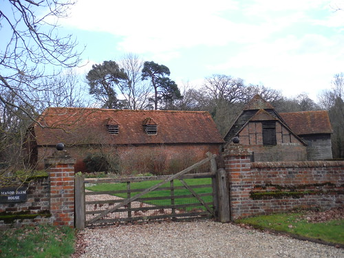 Manor Farm House, Bucklebury