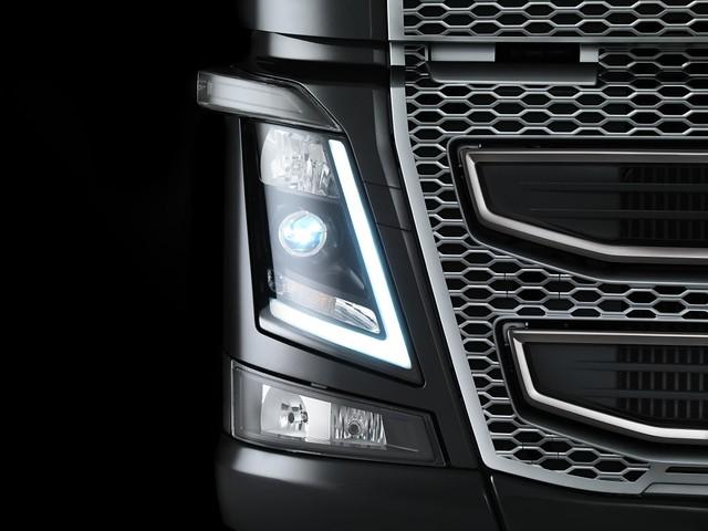 Nylevererade lastbilar 2016