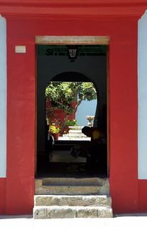 Benito Juárez görüntü. oaxaca