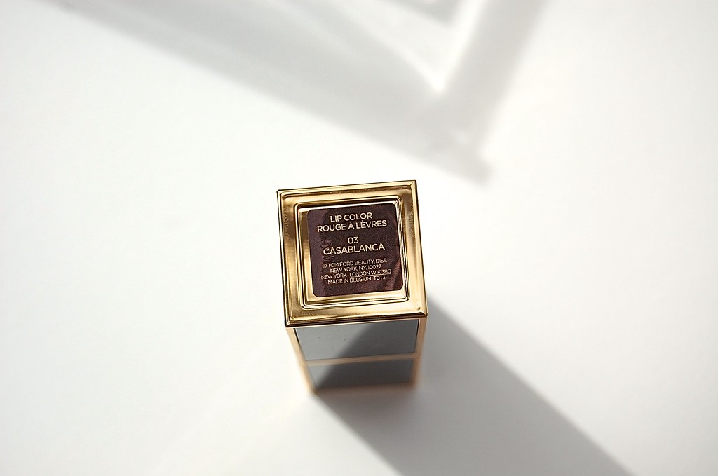 Tom Ford Casablanca Lipstick 9