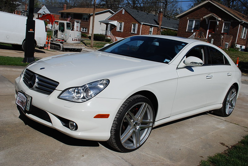 2008 Mercedes CLS 550 AMG - Pre-Sale Inspection - Brentwood, Mo