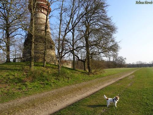 Parc du château de Nogent le roi