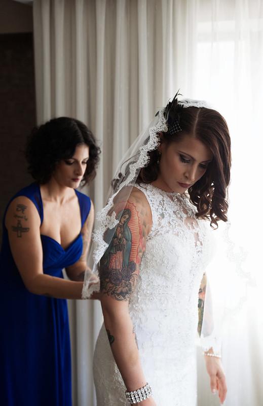 Elyse & Jessie | Kitchener Stylish & Romantic Wedding Photography Photography