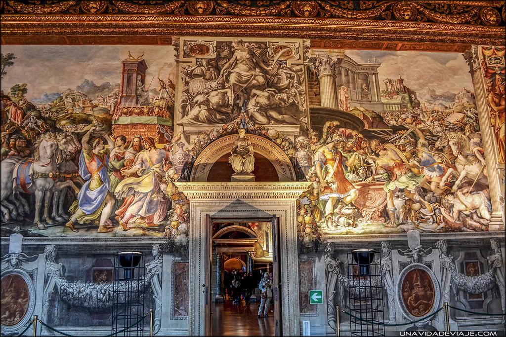 que ver en Florencia Palazzo vecchio