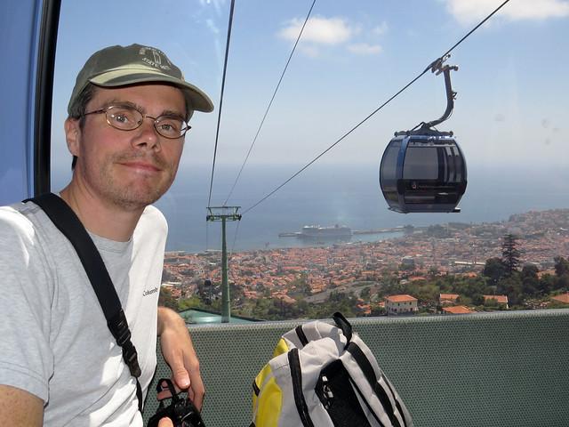 Madeira air tram
