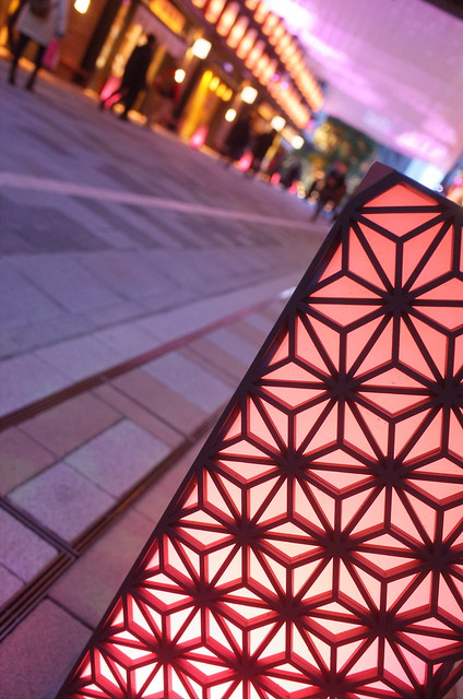 artificial sakura imaging street 日本桜風街道 04
