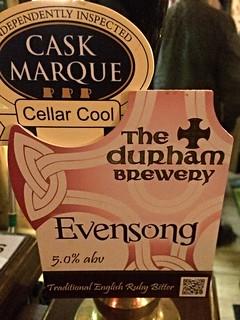 Durham, Evensong, England