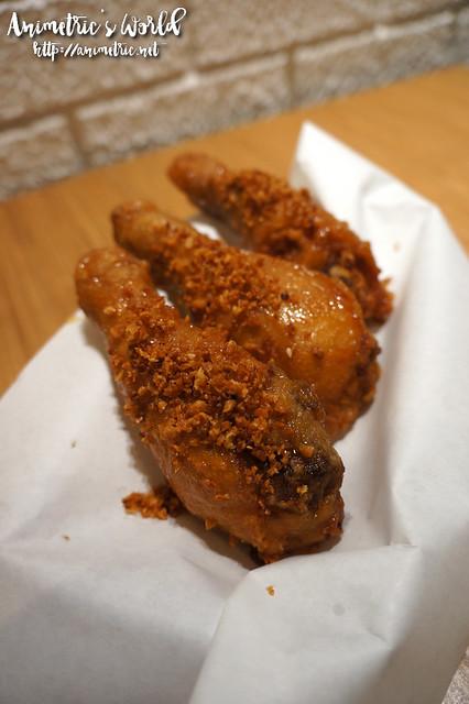Bonchon Crunchy Garlic Chicken