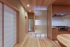 神奈川県小田原市の家