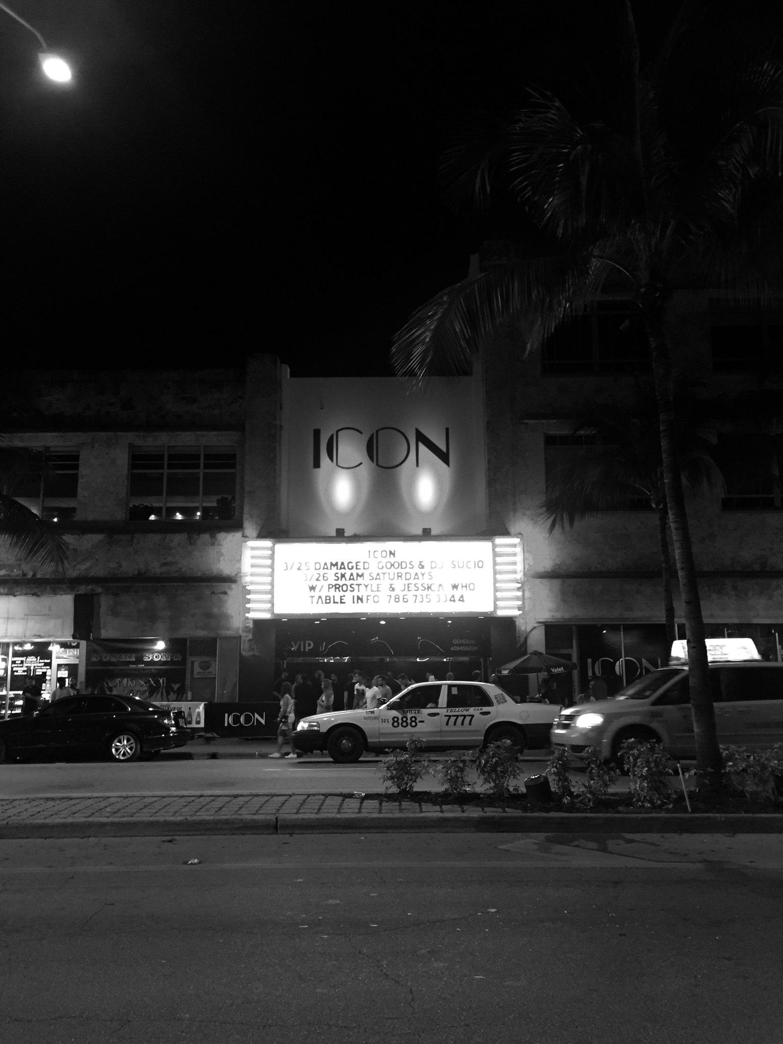 Miami Florida 25th 6