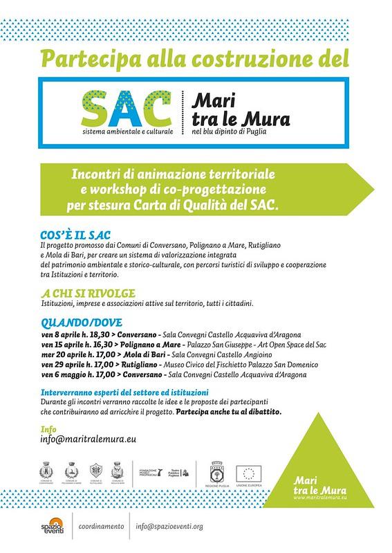 Carta qualità SAC Locandina