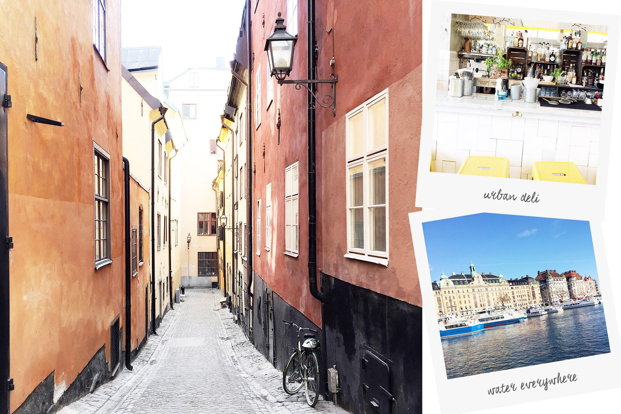 Stockholm over Easter