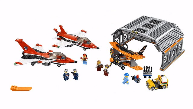 LEGO City 60103 - Airport Air Show