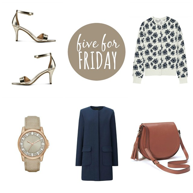 five for friday ladylike | Style On Target