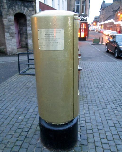 Dunblane Postbox 1