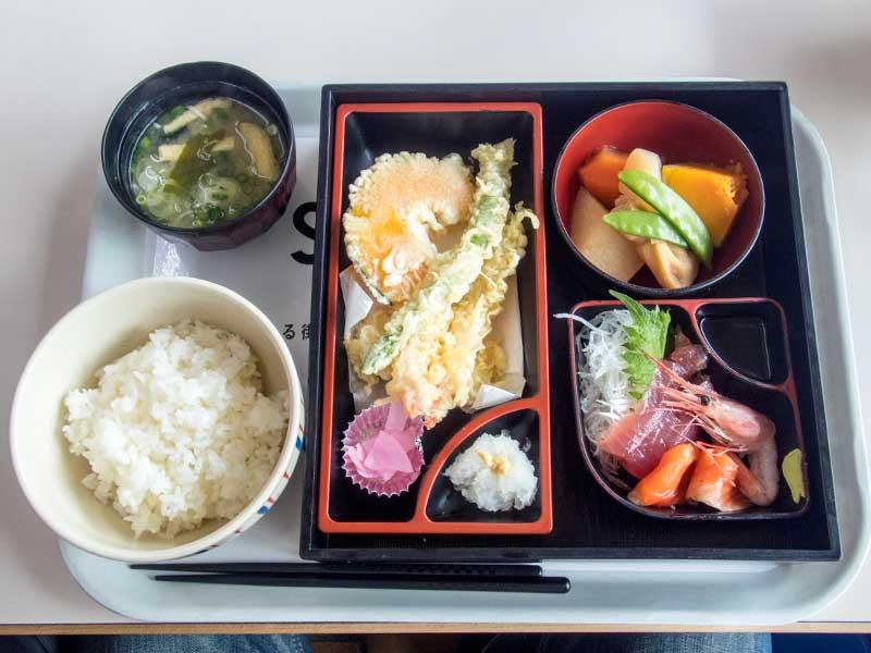 札幌市役所地下食堂 北斗星