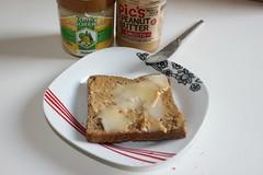 #287 PB&H toast