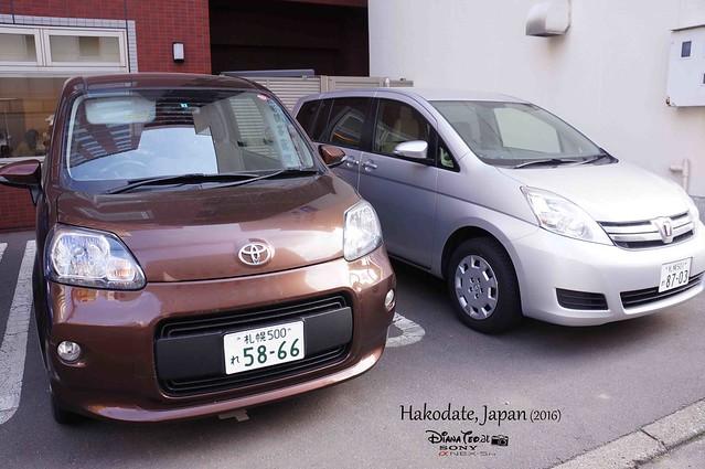 2016 Japan Toyota Rent A Car