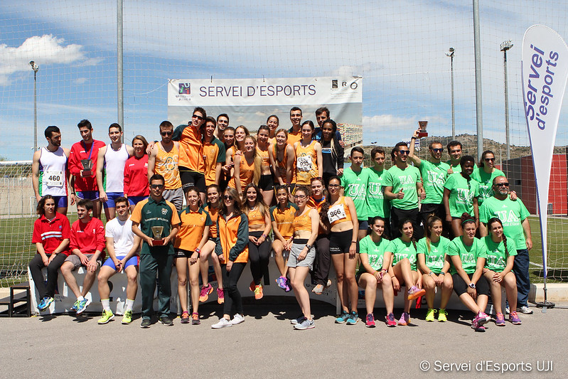 CADU Atletismo 2015/2016