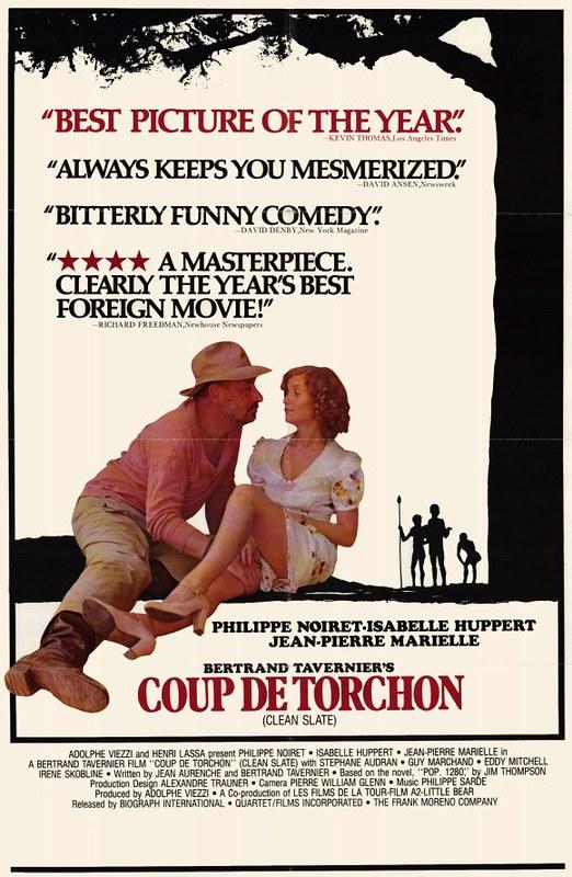 Coup de Torchon - Poster 2