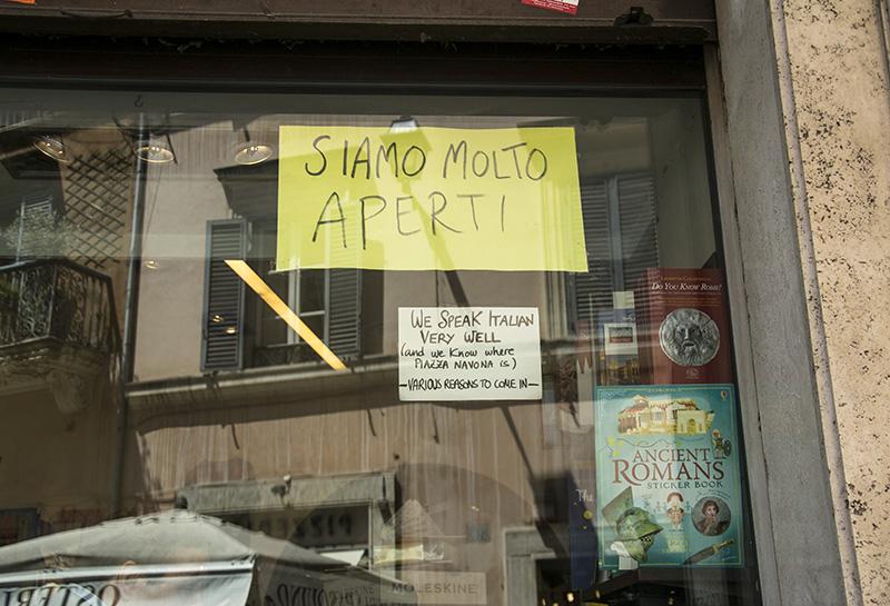 Rome Libreria