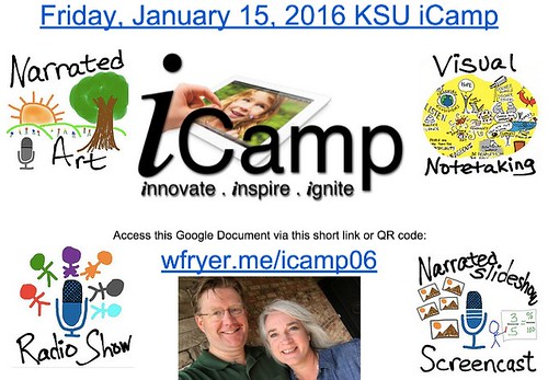 iPad iCamp 2016 at Kansas State University | by Wesley Fryer