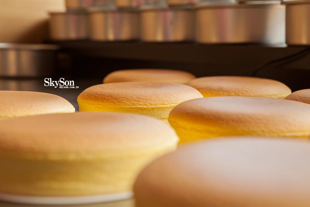 【舒芙蕾蛋糕】迸出新滋味!酸甜百香果+舒芙蕾蛋糕(埔里百香果乳酪篇)