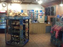 Alton Towers Waterpark Shop
