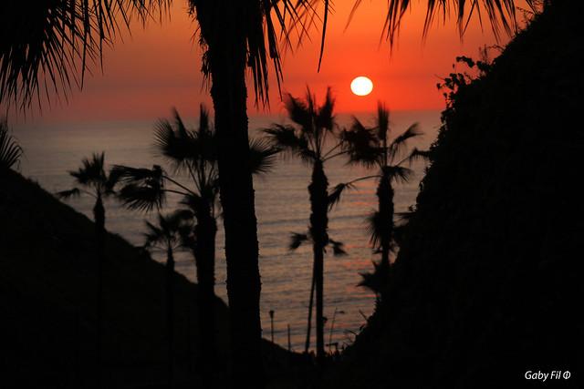 Como en el Caribe... pero en Lima