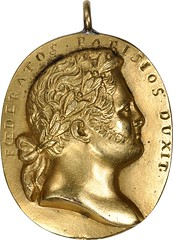 1815 Duc de Berry Medal obverse