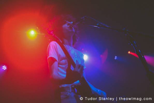 Car Seat Headrest + Silver Shadows @ The Independent, San Francisco