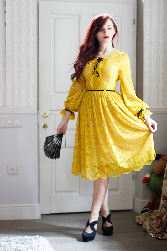yellow lace6
