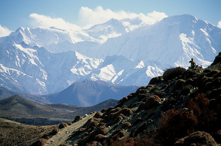 Nepal Mustang Himalayas