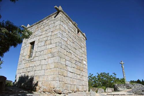 Antiga Capela de Santo António - Fonte Arcada - Portugal