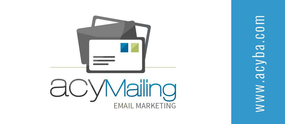 AcyMailing Starter – start your email advertising campaign