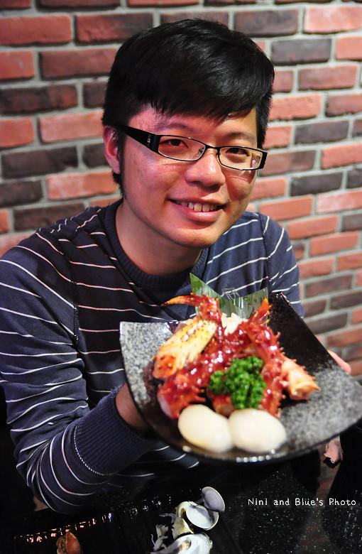 台中潼帝王蟹吃到飽頂級燒烤38副