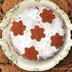 Torta sofficissima al cioccolato/prajitura pufoasa cu ciocolata http://matrioskadventures.com/2016/02/12/torta-soffice-al-cioccolato-facile-e-veloce-prajitura-pufoasa-cu-ciocolata/