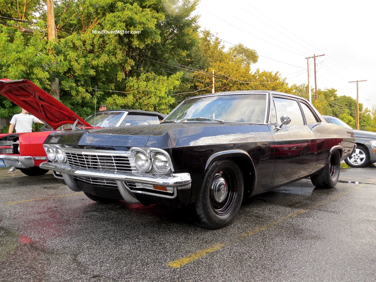 1966 Chevy Biscayne Front 1