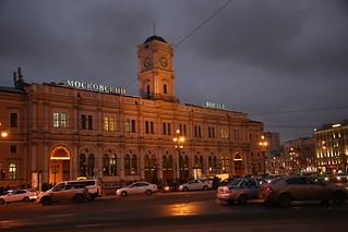 Moskovsky Rail Terminal