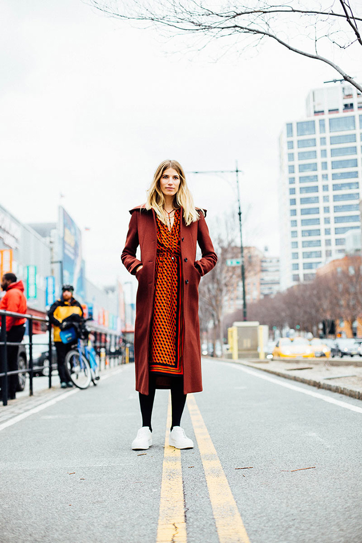 New York Fashion Week street style outfit fashion inspiration14