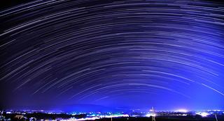trail................stars.............