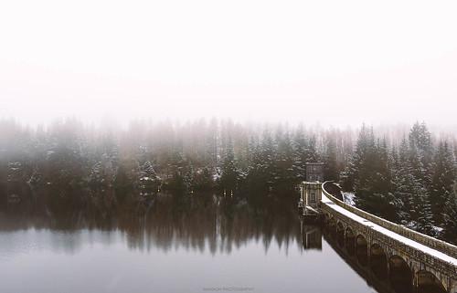 Loch Laggan dam