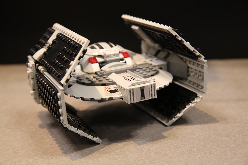 Tie Advanced Proportions Lego Star Wars Eurobricks Forums