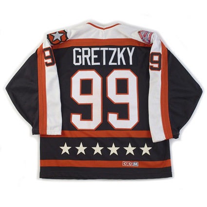 Third String Goalie  1999 NHL All-Star Game Wayne Gretzky Jersey 0722ad91f62